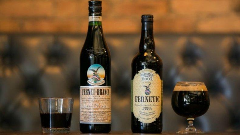 Crean la primera cerveza a base de fernet