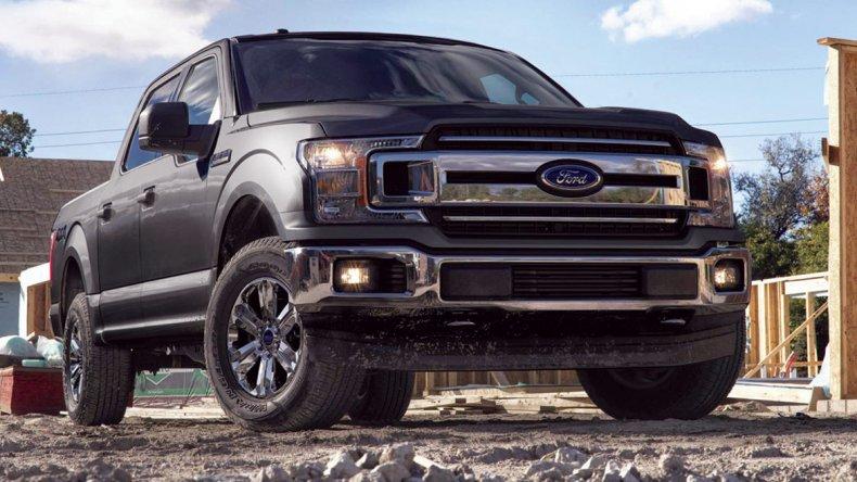 Ford F-150, renovada y con motor turbodiésel