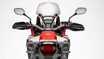 africa twin, un mito de las motos off road