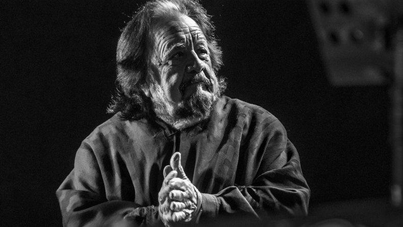 Setenta años de trayectoria de Horacio Guarany hablan de más de 60 discos entre originales y compilados