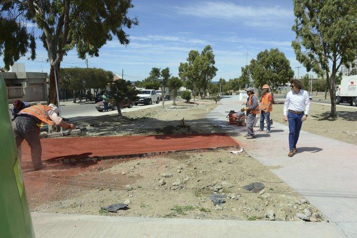 Desde el municipio se avanza en varios frentes para mejorar la calidad de vida de los ciudadanos.