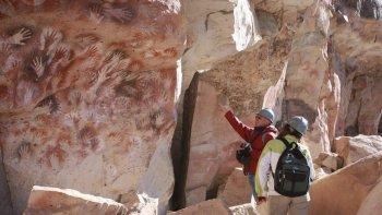 La compañía minera Patagonia Gold asegura que no pondrá en riesgo la conservación del sitio arqueológico ubicado en el cañadón del río Pinturas.