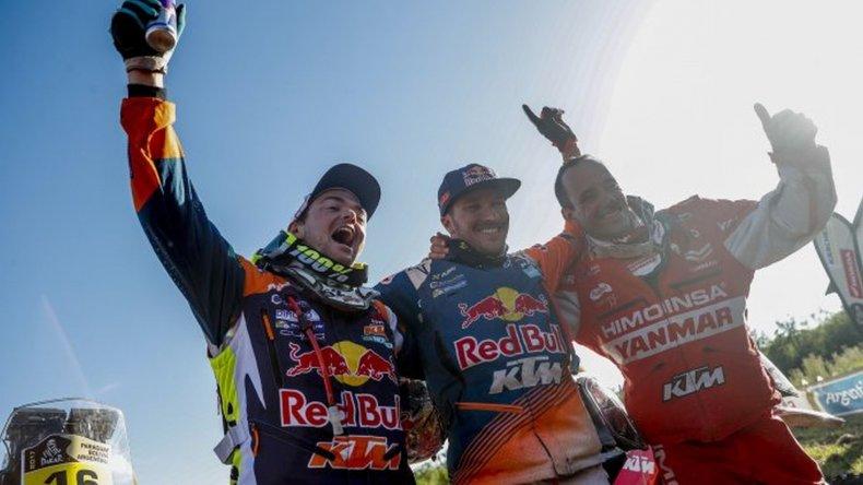 Finalizó el Rally Dakar 2017