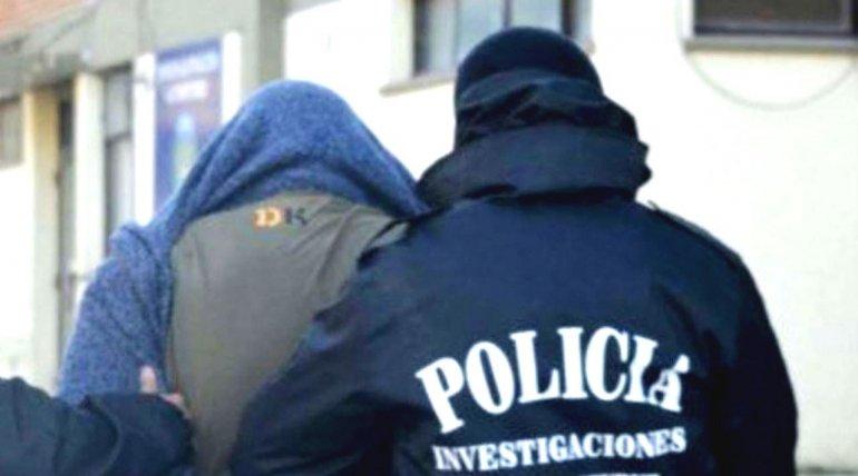 Detuvieron en Madryn a un hombre buscado por la INTERPOL