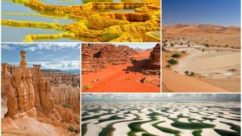 top 5: los  desiertos mas espectaculares