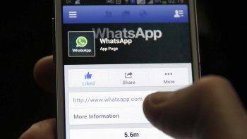 si te llegan estos mensajes enganosos por whatsapp ignoralos