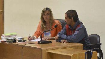 Maximiliano Subiabre ayer fue imputado de ser el autor del homicidio de su hermano y recibió tres meses de prisión preventiva.