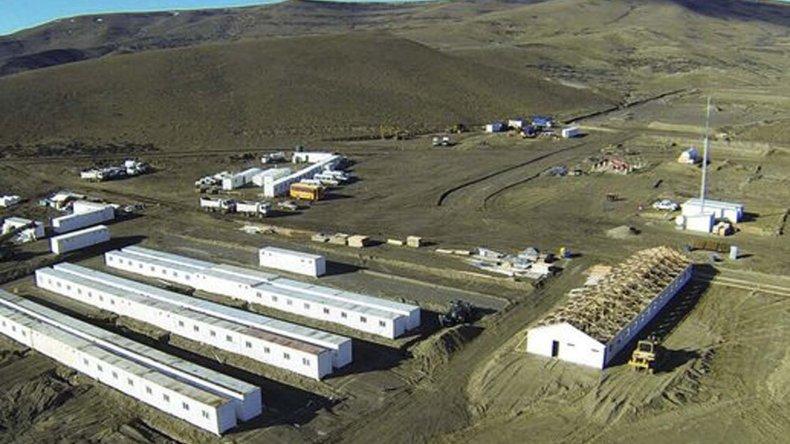 A partir de cambios en el proyecto y a la espera de los estudios ambientales, sólo se desarrollan por el momento trabajos complementarios.