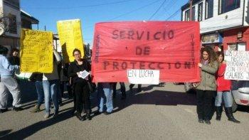 el servicio de proteccion de derechos inicia un paro por 48 horas