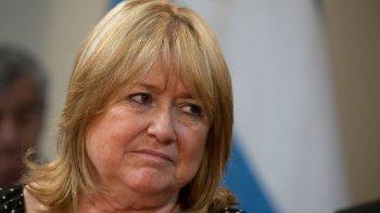 La canciller Susana Malcorra desde Davos apoyó las modificaciones en materia migratoria.