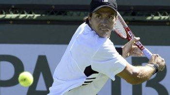 Carlos Berlocq fue el único argentino que ayer pudo ganar por la primera ronda del Abierto de Australia.