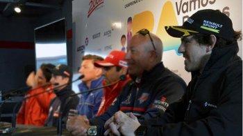 Josito Di Palma será uno de los pilotos oficiales de Renault Sport para la nueva temporada del Súper TC2000.