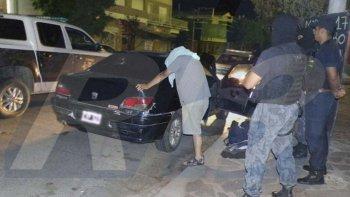 Das Neves ya adelantó que echará al oficial que estaba de licencia médica y al que le secuestraron marihuana en su vehículo.