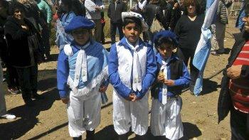 Las fiestas populares se extienden a lo largo de Chubut.