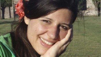 Una de las últimas fotografías de María Cash, la joven que tenía 29 años cuando despareció en julio de 2011.