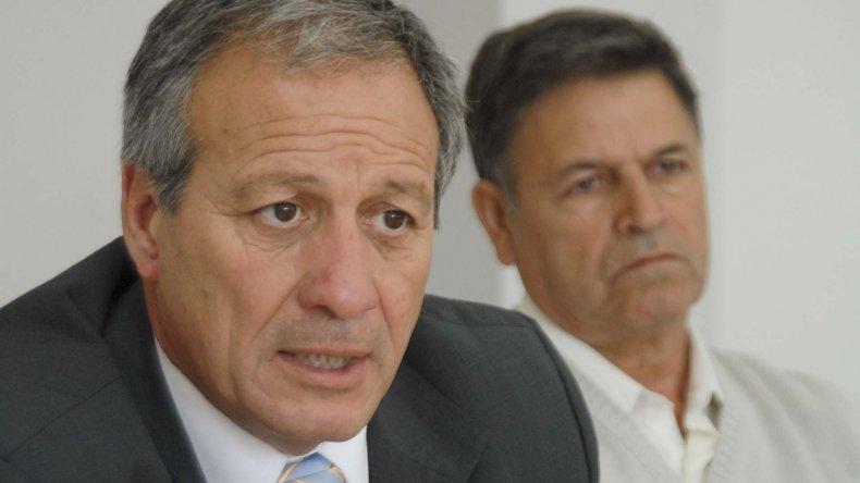 Ignacio Hernández, ministro de Salud de Chubut.