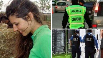 policia de chubut y santa cruz en alerta por el caso maria cash