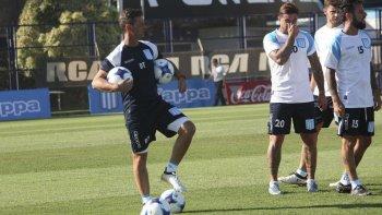 El entrenador Diego Cocca comienza su segunda etapa al frente de la Academia.