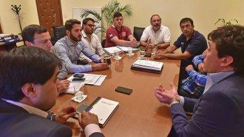 En la reunión realizada en Rawson se pasó revista a la situación financiera de las asociaciones de bomberos que no rinden cuentas en Chubut.
