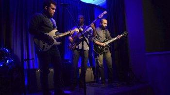 Tierral Hard Blues tocará mañana en el teatro El Dislocador.