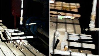 insolito robo a la escuela san juan bosco