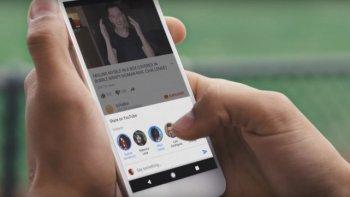 youtube se convierte en una app de mensajeria