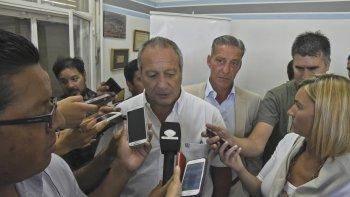 El ministro Ignacio Hernández ayer desarrolló actividades en el Hospital Regional.