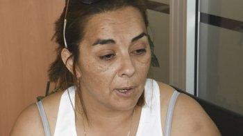 Brenda Millán, madre de Mariano Figueroa, asegura que su hijo no participó del asalto a la casa del coleccionista de armas y que no hay pruebas.