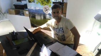 Gustavo Meoqui es el creador de la aplicación.
