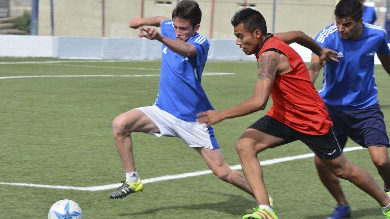 La CAI y USMA se enfrentaron en Kilómetro 5 pensando en sus respectivos torneos.