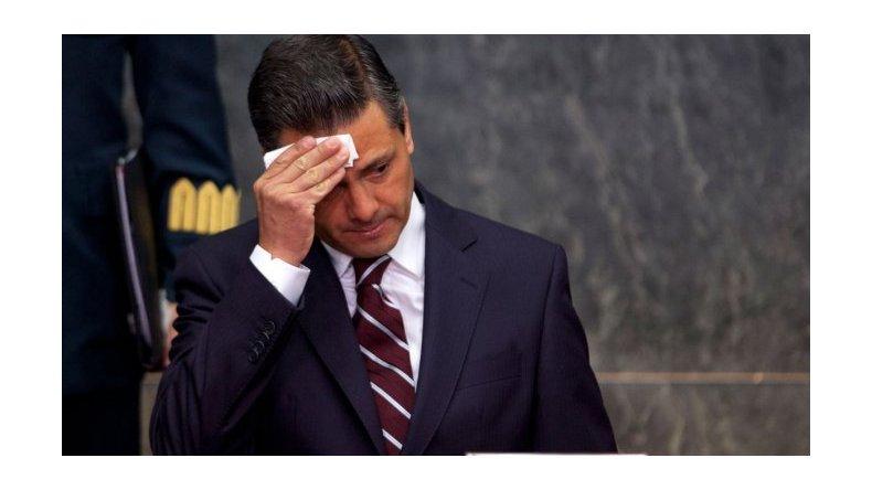 El gobierno de Trump dice que Peña Nieto es el primer ministro de México