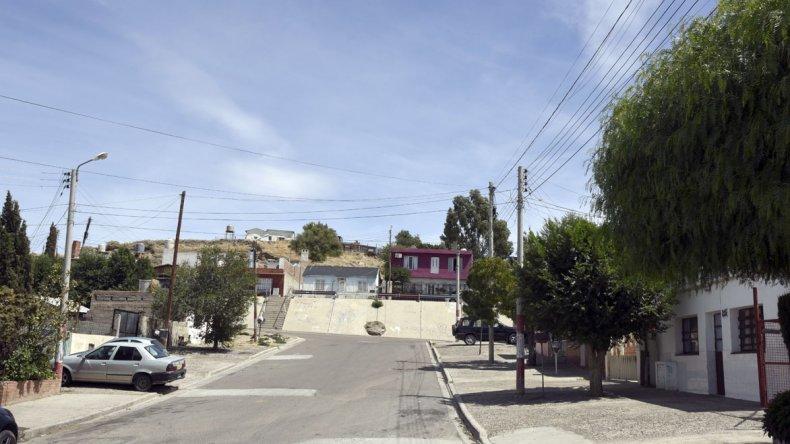 El intento de robo ocurrió en un domicilio de la calle Granaderos