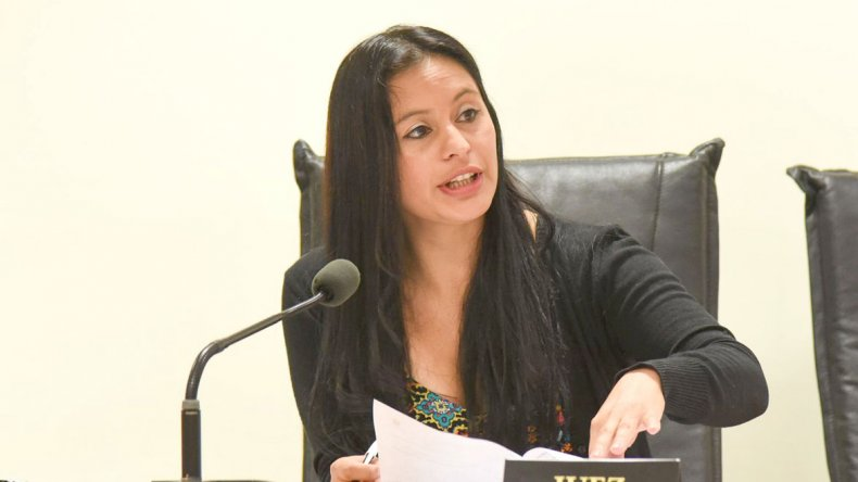 La juez penal Gladys Olavarría hizo lugar a los tres meses de prisión preventiva que solicitó la Fiscalia para los dos imputados.