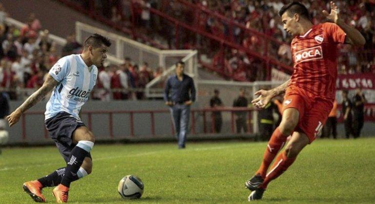 Gustavo Bou y Víctor Cuesta serán esta noche protagonistas de un nuevo clásico de Avellaneda a jugarse en Mar del Plata.
