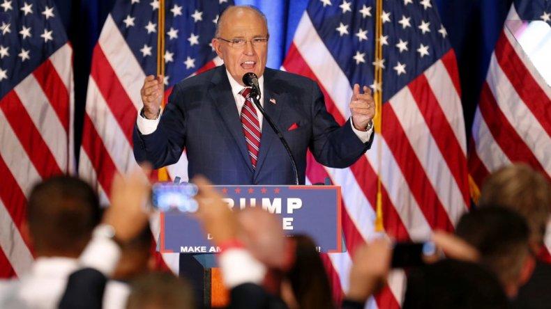 Rudolph Giuliani asesorará a Chubut en temas de seguridad