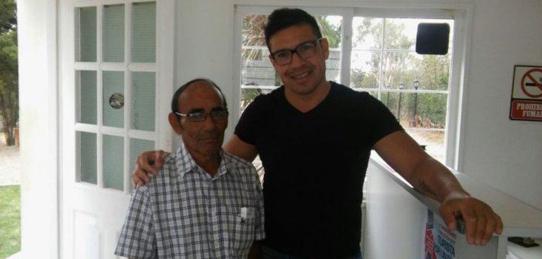 Maravilla Martínez visitó Rada Tilly