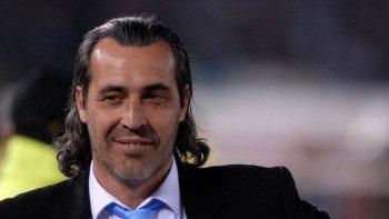 Sergio Batista analizó la situación del fútbol juvenil.