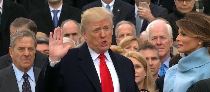 Trump es el presidente más rechazado
