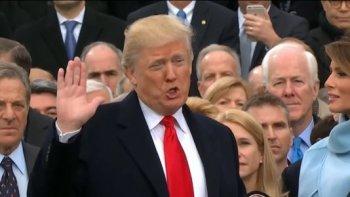 trump es el presidente mas rechazado