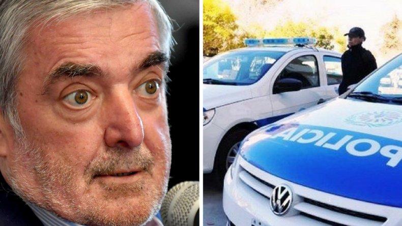 Das Neves entregará 100 patrulleros para combatir la inseguridad