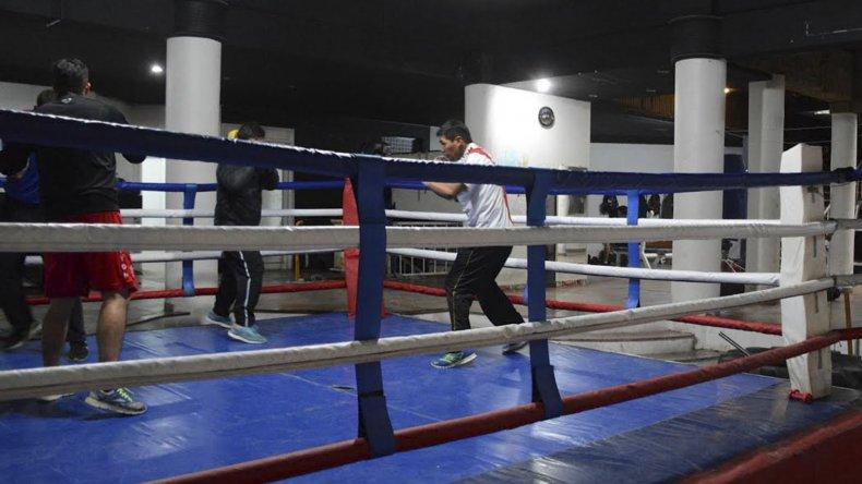 Para el mes de marzo está prevista la primera velada amateur en el Club de Boxeo Comodoro.