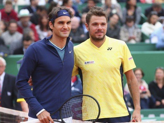 Duelo de suizos tendrá el Abierto de Australia cuando se enfrenten Roger Federer y Stan Wawrinka.