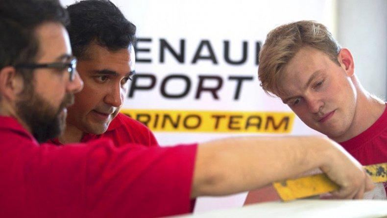 El Renault Torino Team ultima detalles para el inicio del campeonato de Turismo Carretera previsto para el próximo mes en Viedma.