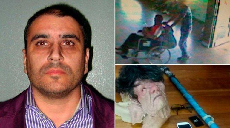 Un famoso estafador se escapó de la cárcel en silla de ruedas