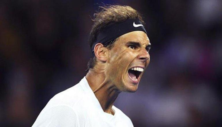 Nadal le ganó a Dimitrov y jugará la final ante Federer