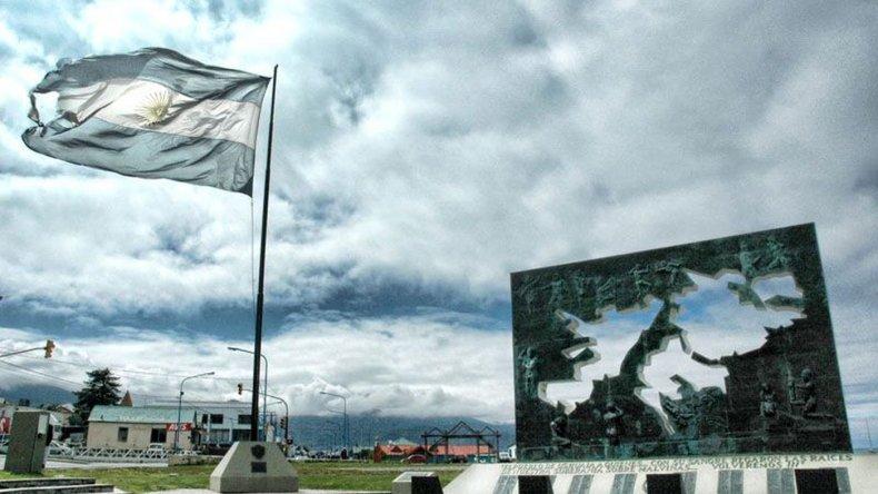 En Río Grande y Ushuaia declaran inamovible el feriado del 2 de abril