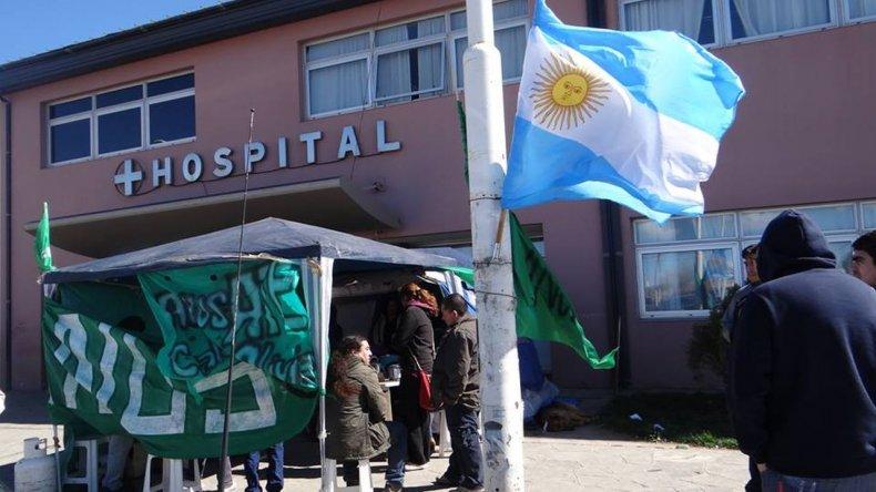 En el Hospital de Caleta solo se atienden emergencias