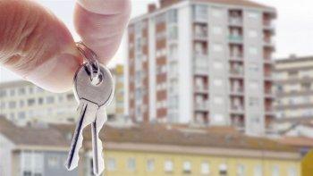 El Banco Nación oficializó nuevos créditos para vivienda.