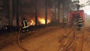 Chile afronta los incendios más grandes de su historia.