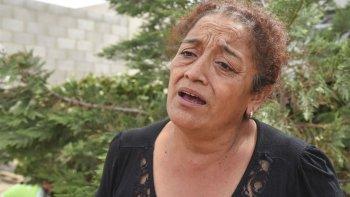 Mabel Guerrero, referente vecinal de la Fracción 14.